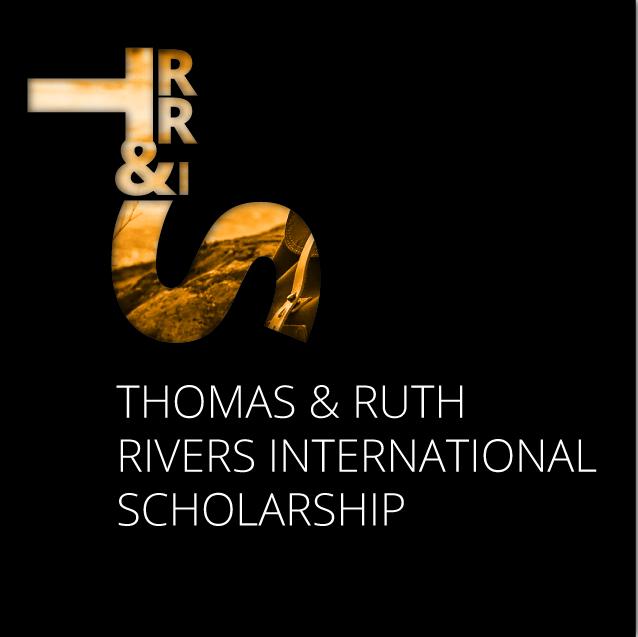 Thomas & Ruth Rivers International Scholarship